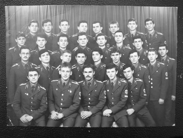 1985-1990гг.факультет АО курс к-на Александрова 1-я уч.группа