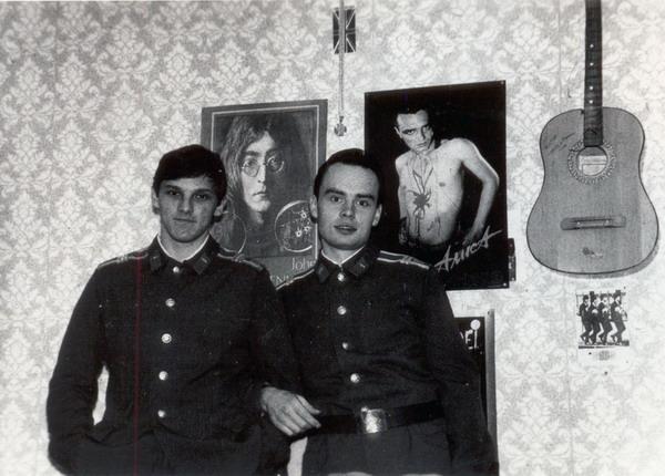 Орлов и Фокин. Сравни с настоящим в альбоме Орлова В. В.