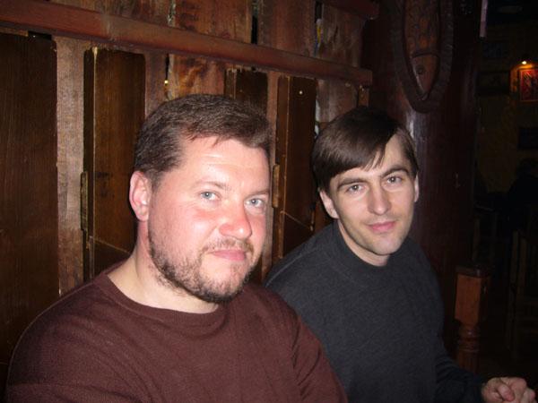 Сидоренко и Волович (Они не виделись ровно14 лет)