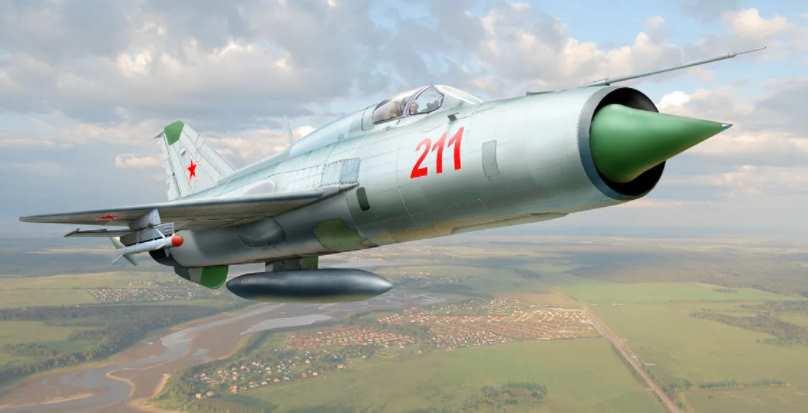 Миг-21С