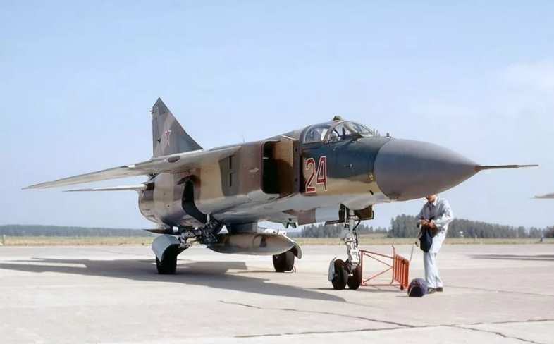 Миг-23МЛА