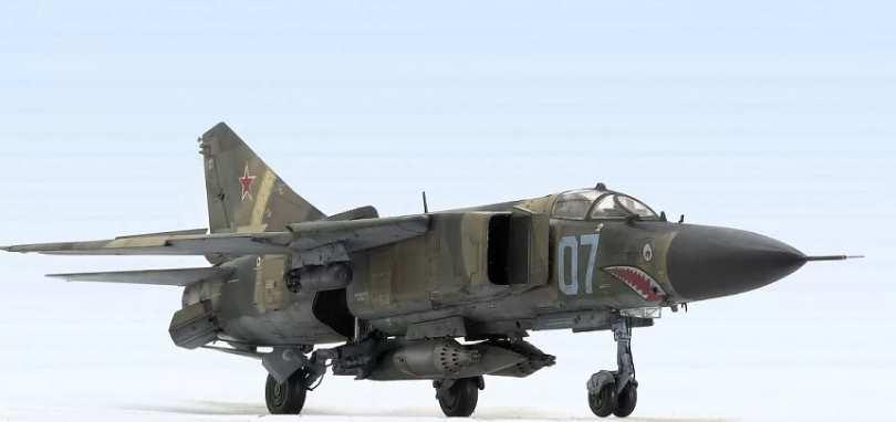 Миг-23МЛД