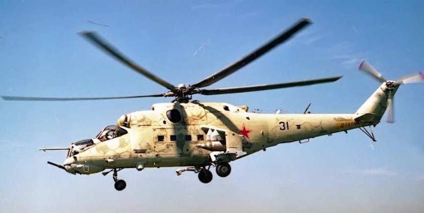 Ми-24Р