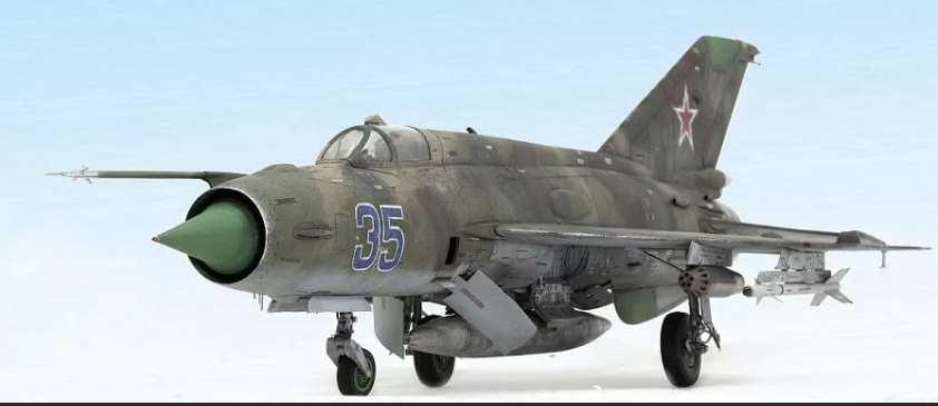 Миг-21СМ
