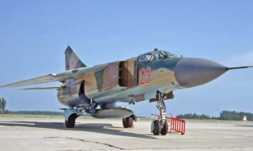 Миг-23С
