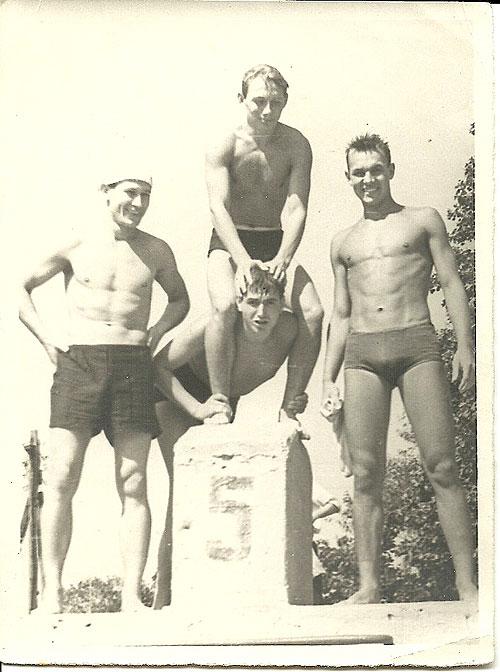 Черняховск, соревнования по плаванию