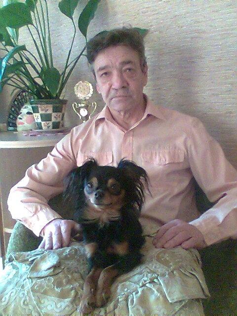 Авраменко Леонид с другом