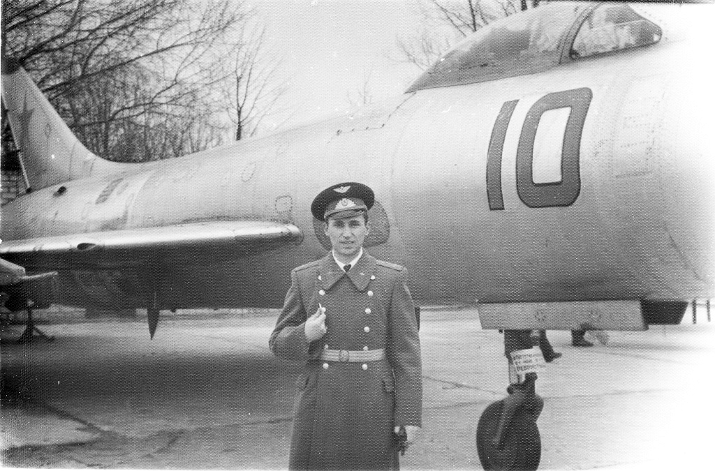 Су-9 на площадке у Киш-озера