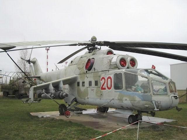 Ми-24А