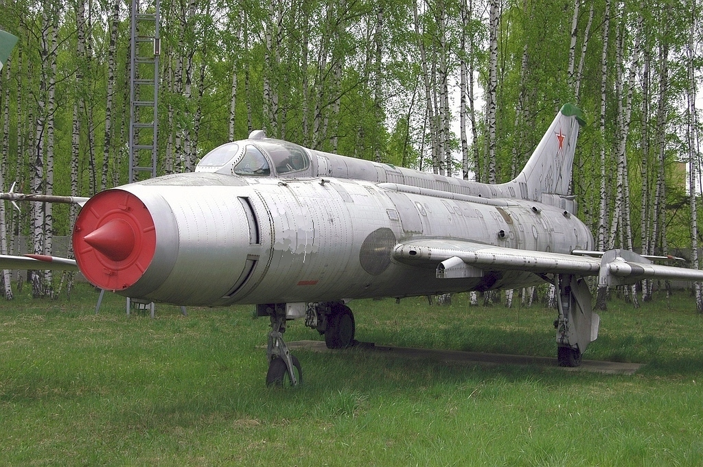Су-17 с АЛ-7Ф-1-250