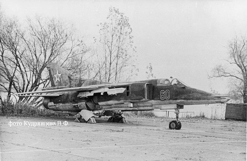 МиГ-23БМ с АЛ-21Ф-3