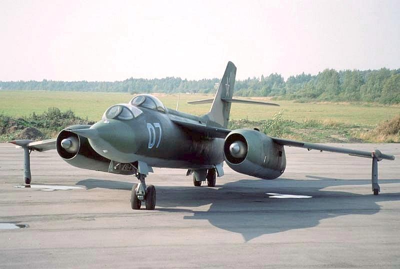 Як-28У, учебно-тренировочный