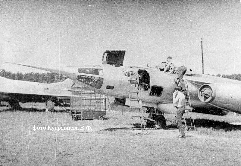Як-28И, бомбардировщик