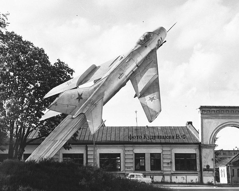 МиГ-19С