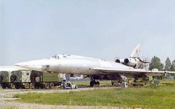 Ту-22Р с ВД-7М