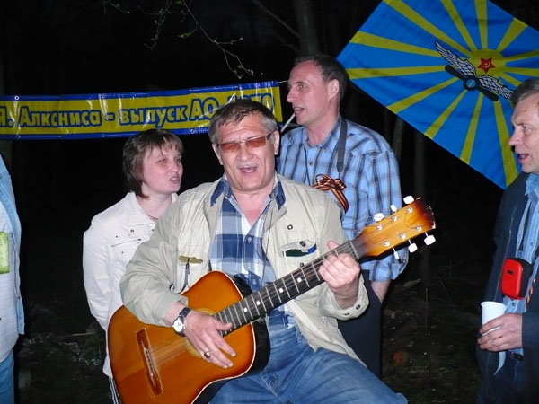 9.05. Песни под гитару 2. Лаптиев В.И.