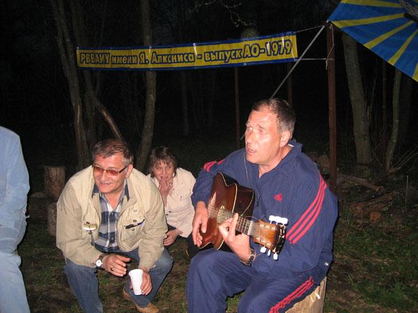 9.05. Песни под гитару 3. Щербаков (Недопека) С.М.