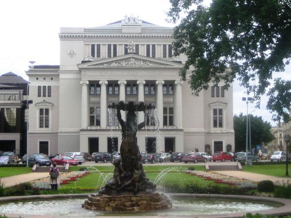 13.Национальная опера.