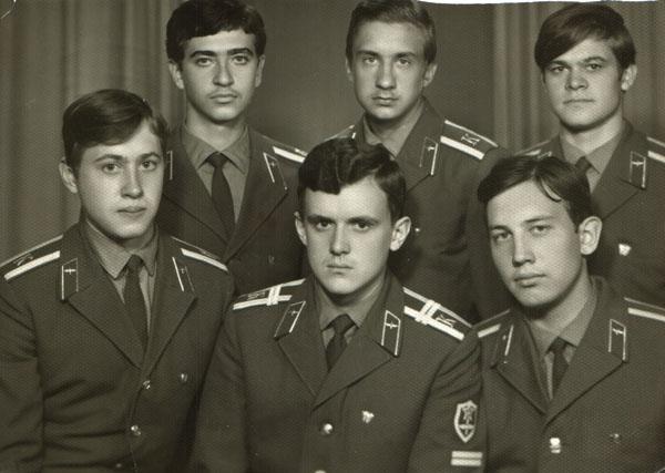Вилисов, Лесных, Воропаев, Симаков, Синицын, Мыцик