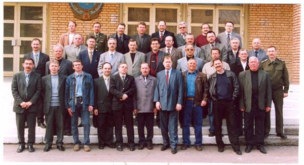 Встреча в 2004 году, Люберцы