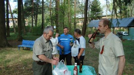 Группа подготовки шашлыков