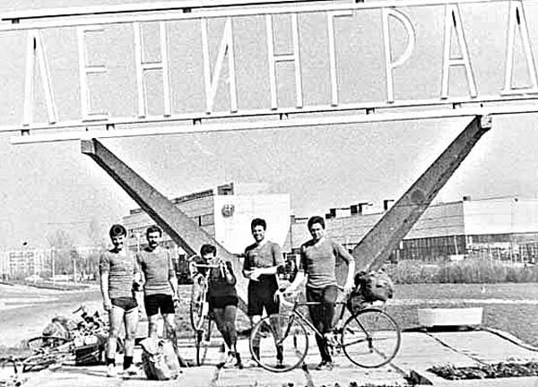 Финиш Савчук Н., Александров П., Стрейкманис Р., Номеров Ю., Дворядкин А., снимает Сафин И.1986