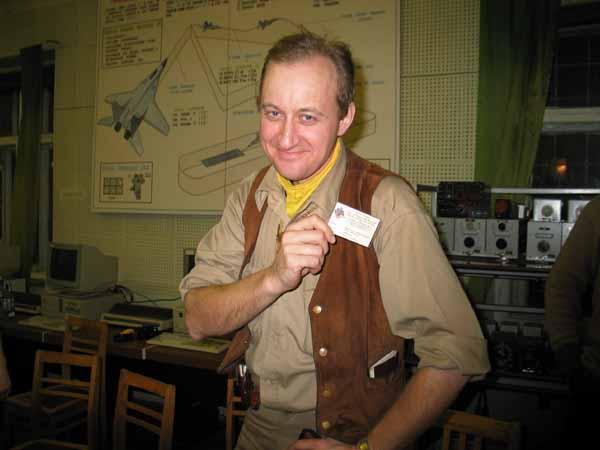 Сергей Пономаренко – главный «Техасский рейнджер» на Украине.