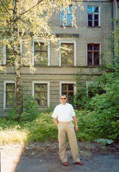 Старое общежитие