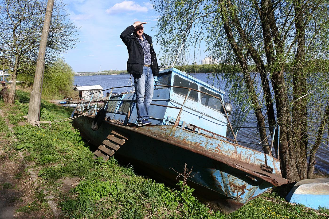 """Андрей Песков: """"всегда готов!"""""""