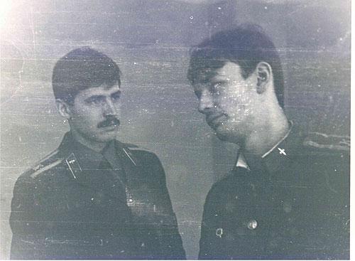Константинов, Жук Олег (ныне Жуковский)
