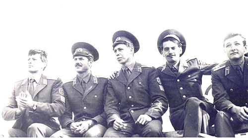 Безганс Володя, Константинов Олег, Викулов, Кришталь Олег, Эдик Прялухин