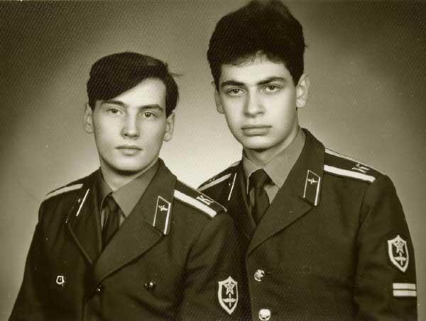 Кришталь и Игоряха Плиев