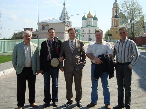 Они видели Кремль в Коломне