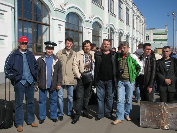 как и в 2004-м- встреча на Рижском