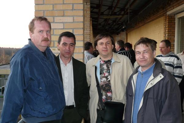 Винокуров, Габзалилов, Ковалевский и Беляков