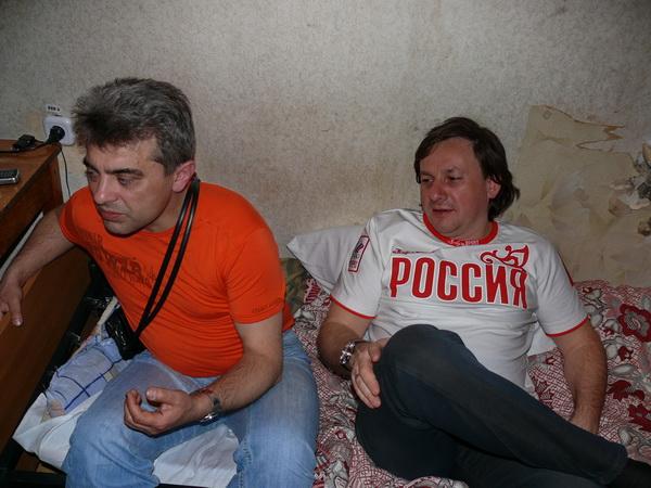 Попову стало сразу не по себе…