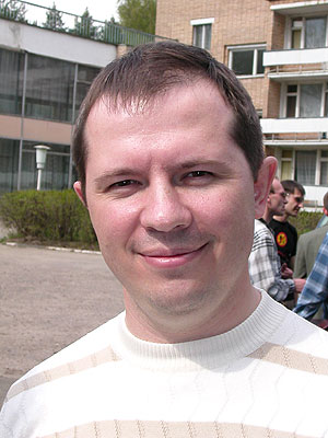 Сергей Аримов
