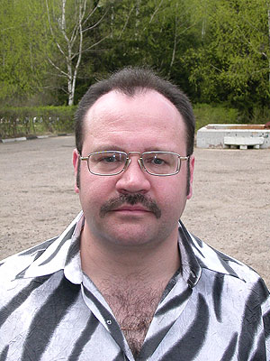 Володя Богданов