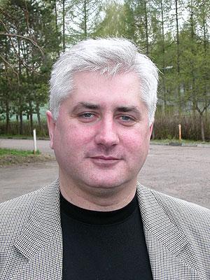 Олег Клещев