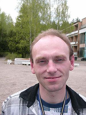 Володя Савчук