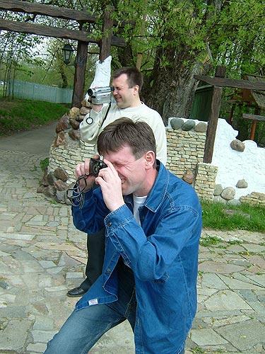 """ВВЦ, """"Рыбацкая деревня: Не забыть фотографов!"""