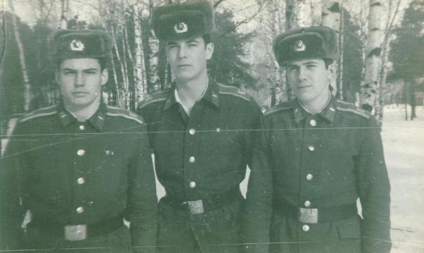 Рябов, Кузин и Личман.