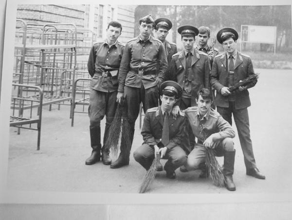 211учебная гр.1985-1990гг. курс м-ра Александрова