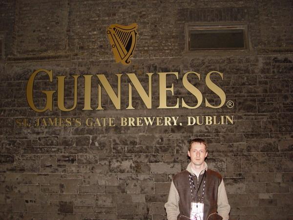 Фабрика Гинес - Дублин 2005