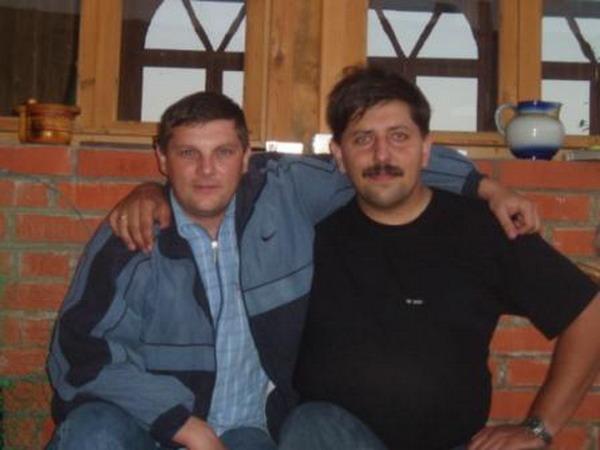 У Новикова в гостях