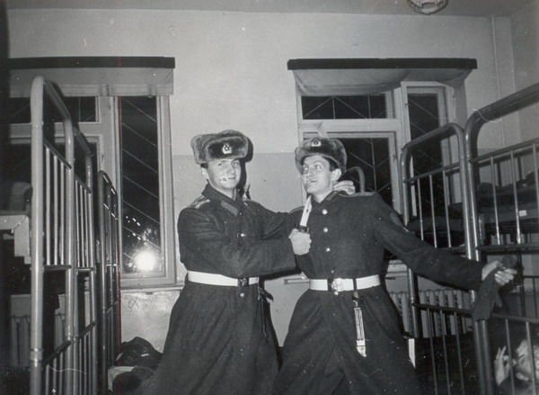 Бондаренко и Олейников