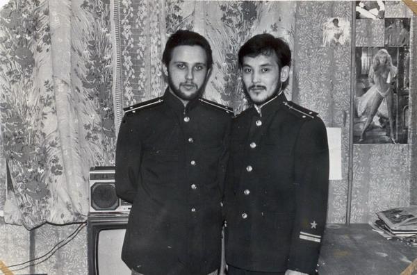 Панов и Жанакаев. Кипелово. Северный Флот