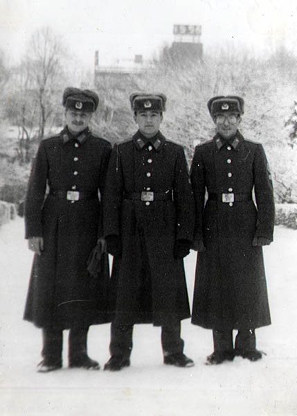 Гордость Узбекистана: Шарипов (или Шариков), Одинаев(или Михалыч), Абдиев (проще Шухратка).