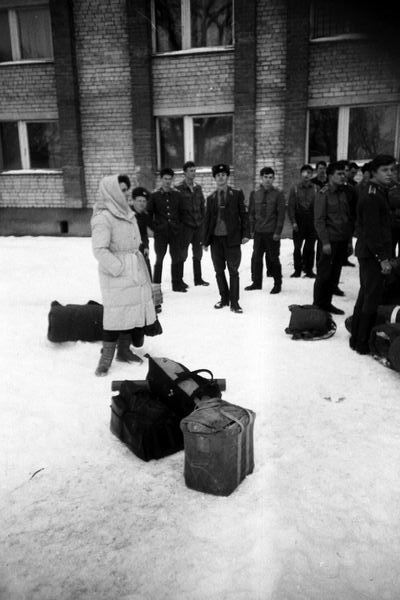 Супруга Игоря Девятайкина отправляется с мужем в Сибирь.