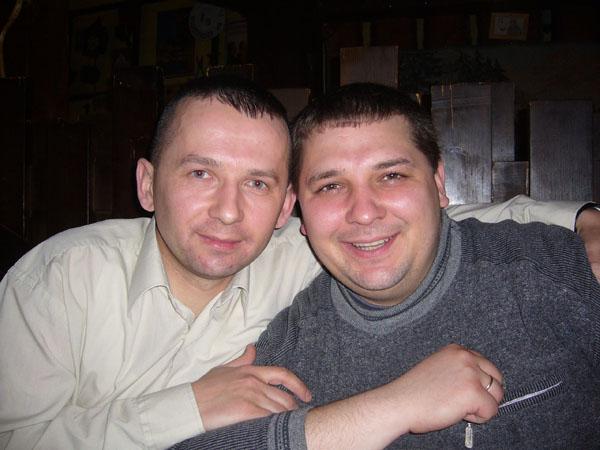 Панов и Шпрынов (Паныч и Кава)